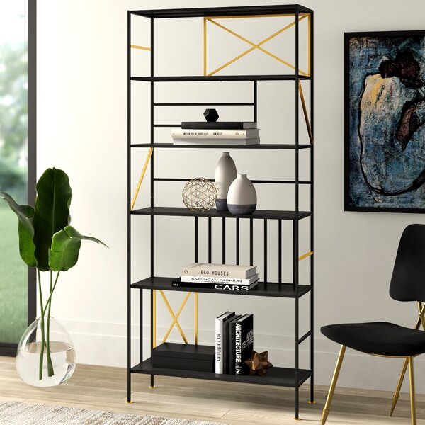 Cutlip Etagere Bookcase By Mercury Row