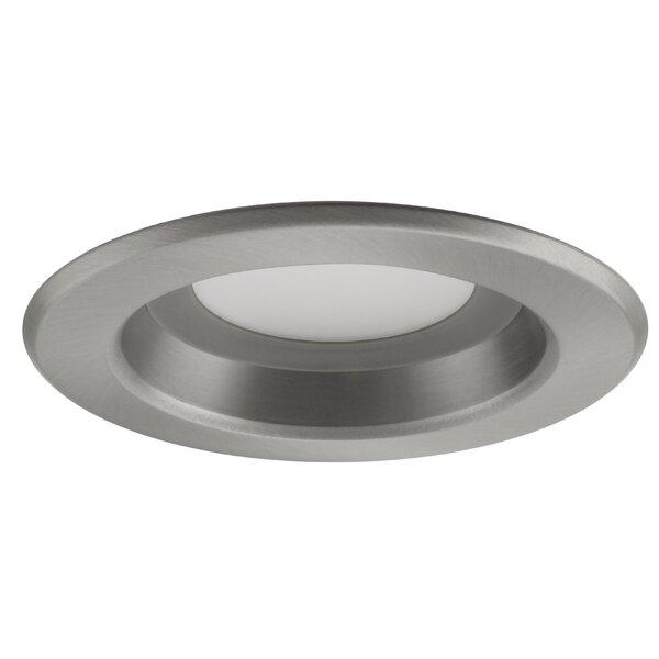Baffle 4 LED Recessed Retrofit Downlight by NICOR Lighting