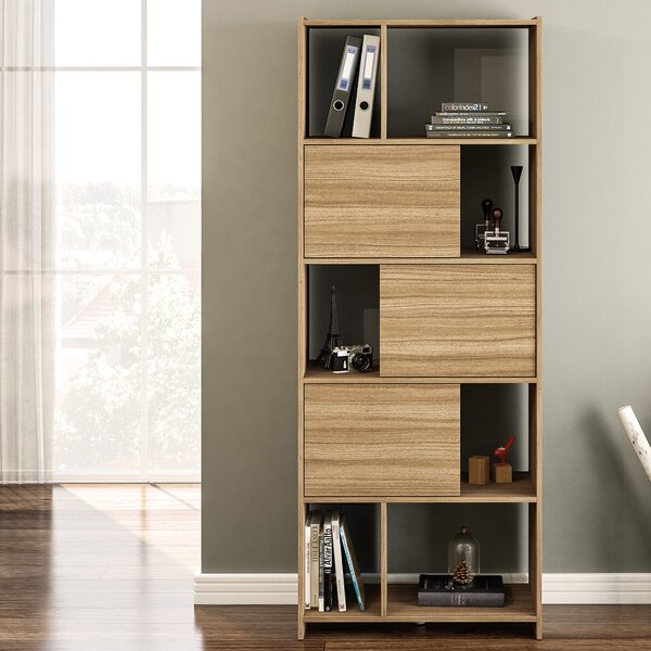 Cube Unit Bookcase by Boahaus LLC