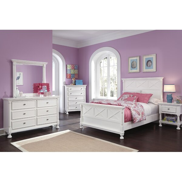 Jeffersonville Panel Configurable Bedroom Set by Darby Home Co