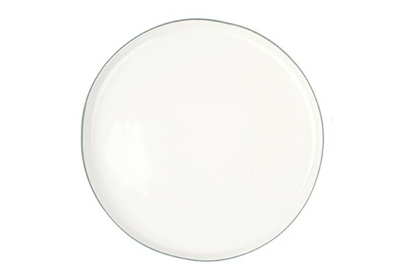 Abbesses Dinner Plate (Set of 4) by Canvas Home