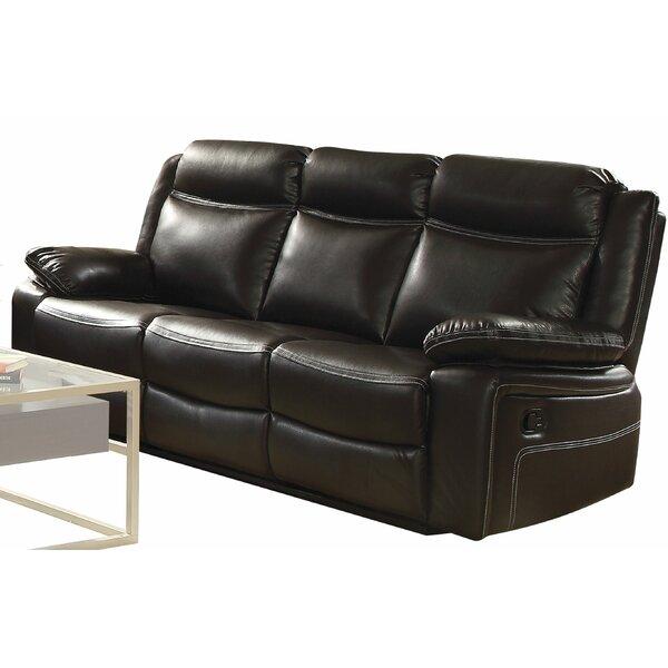 Hook Reclining Sofa by Red Barrel Studio