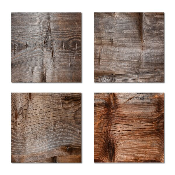 6 x 6 Beveled Glass Field Tile in Brown by Upscale Designs by EMA