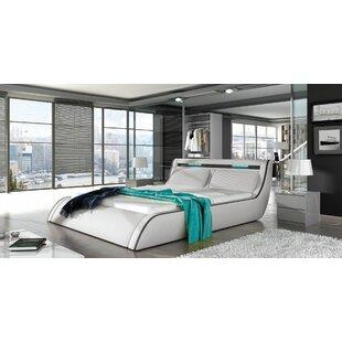Bonifacio Modern Queen Upholstered Storage Platform Bed by Orren Ellis