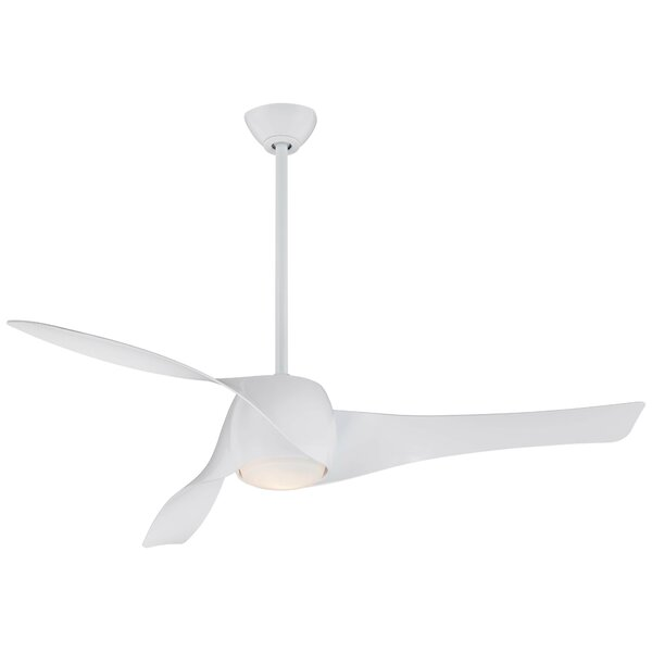 58 Artemis LED 3-Blade Ceiling Fan by Minka Aire