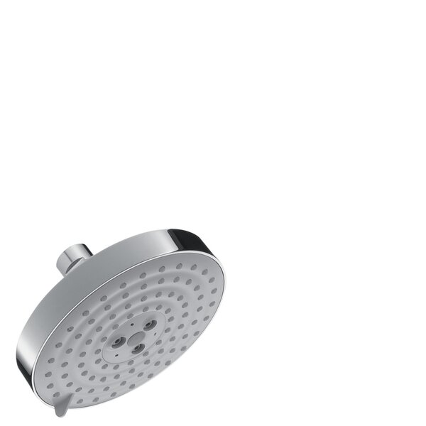 Raindance S Rain Fixed Shower Head With AirPower By Hansgrohe