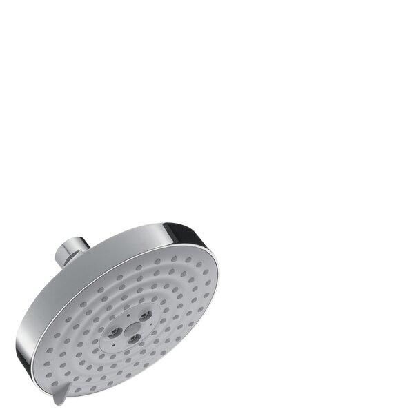 Raindance S Rain Fixed Shower Head with AirPower by Hansgrohe Hansgrohe