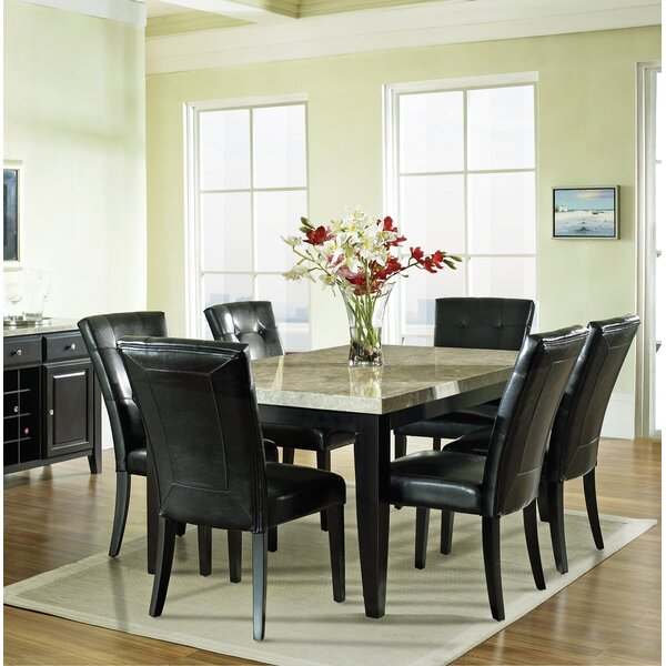 Chloe 7 Piece Dining Set by Latitude Run