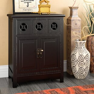 Davis 1 Drawer and 2 Doors Accent Cabinet
