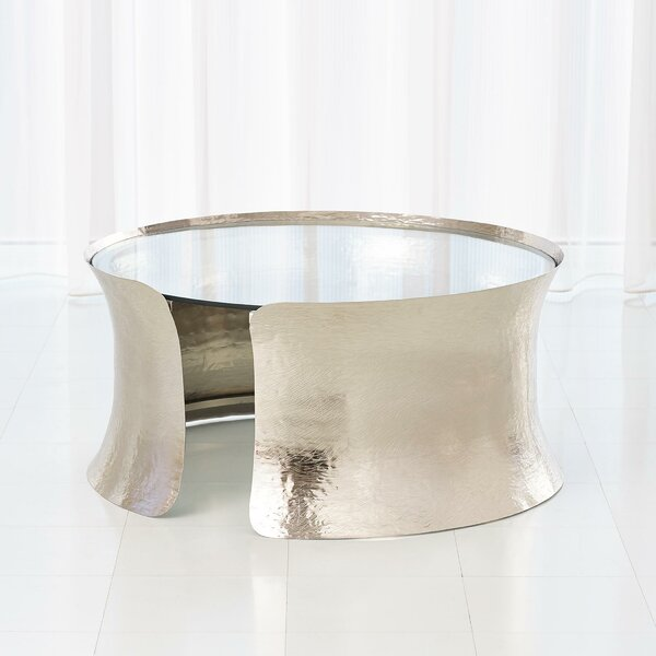 Cuff Coffee Table By Global Views