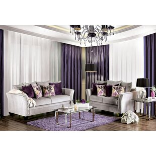 Jude Configurable Living Room Set by House of Hampton