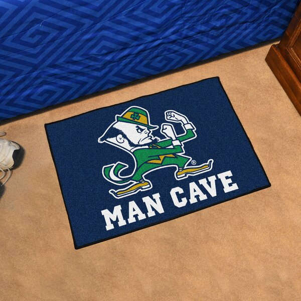 Notre Dame Doormat by FANMATS