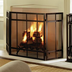 Fireplace Screens Youll Love Wayfair