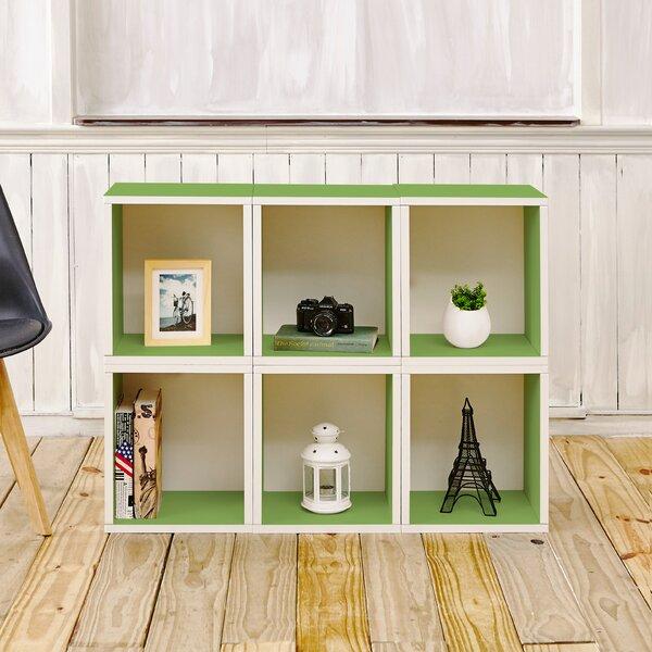 Dehart Modular Plus Cube Bookcase (Set Of 6) By Ebern Designs