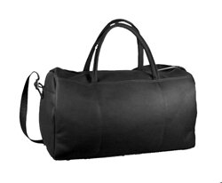 19 Leather Carry-On Duffel by David King
