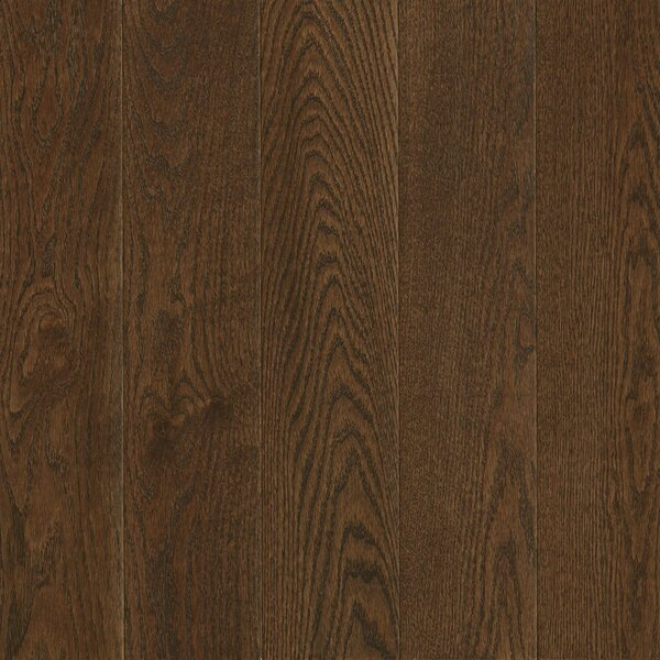 Prime Harvest 2-1/4 Solid Oak Hardwood Flooring in Cocoa Bean by Armstrong Flooring