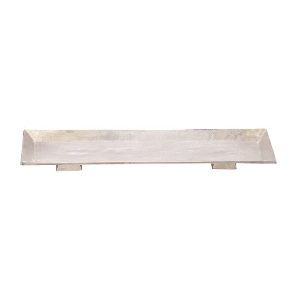 Aluminum Rectangle Tray by Cole & Grey