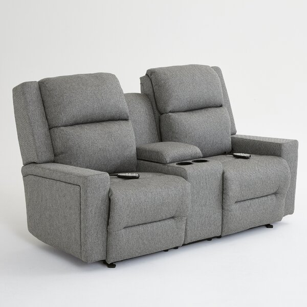 Luxury Brands Rynne Reclining Loveseat by Best Home Furnishings by Best Home Furnishings