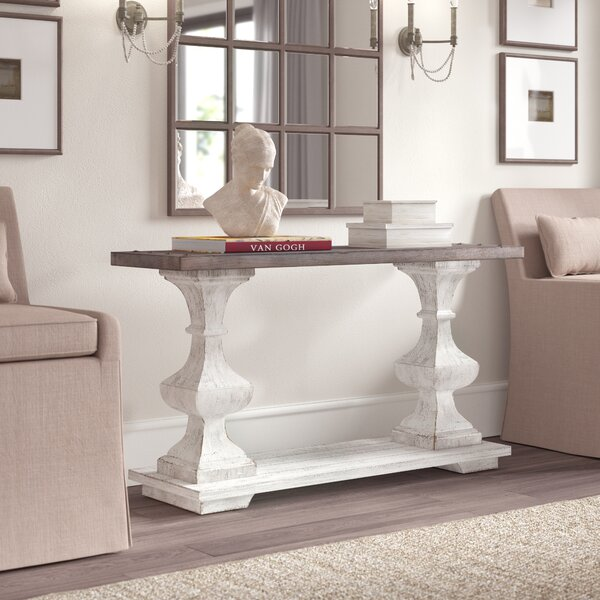 Greyleigh White Console Tables