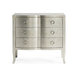 Whorton 3 Drawer Hall Chest