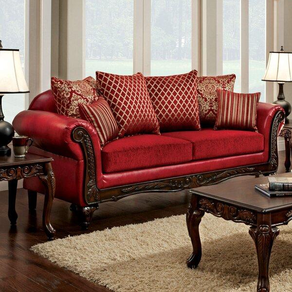 Clayson Pillow Back Sofa by Astoria Grand