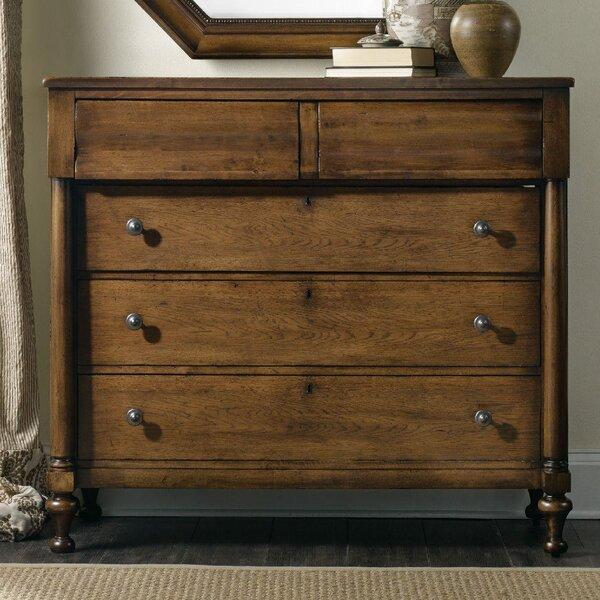 Archivist 5 Drawer Dresser by Hooker Furniture