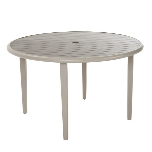 Santa Fe Metal Dining Table by Novogratz