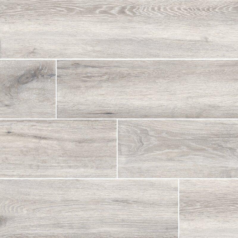 Porcelain Wood Look Wall Floor Tile