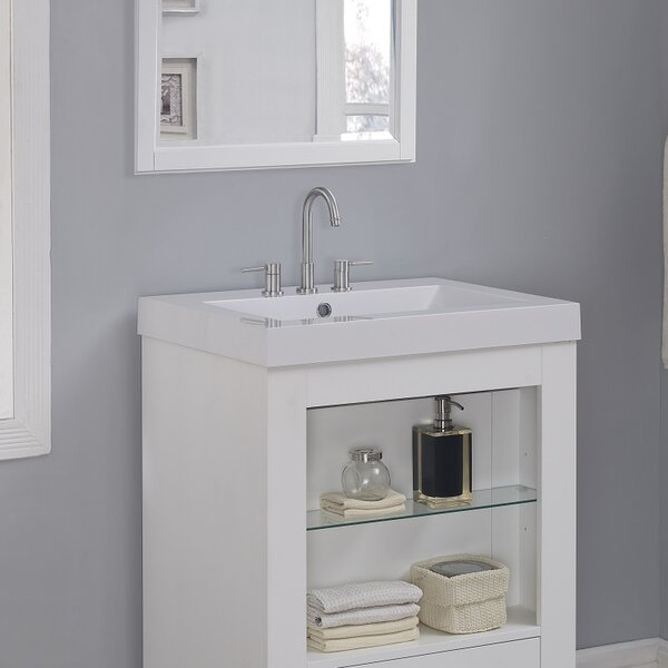 24 Single Bathroom Vanity Set by RunFine Group