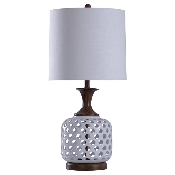 Quinones 32 Table Lamp by Bay Isle Home