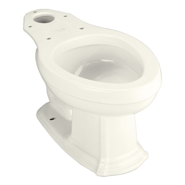 Portrait Elongated Toilet by Kohler