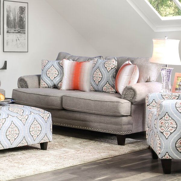 New Look Kibby Loveseat New Seasonal Sales are Here! 70% Off