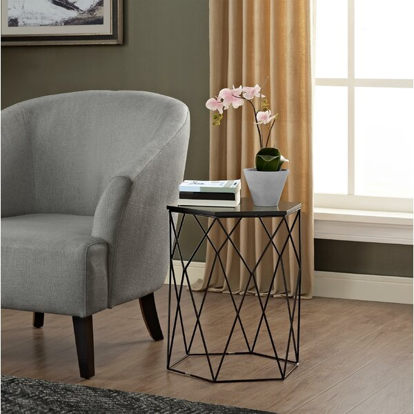 Element Geometric End Table By Serta At Home