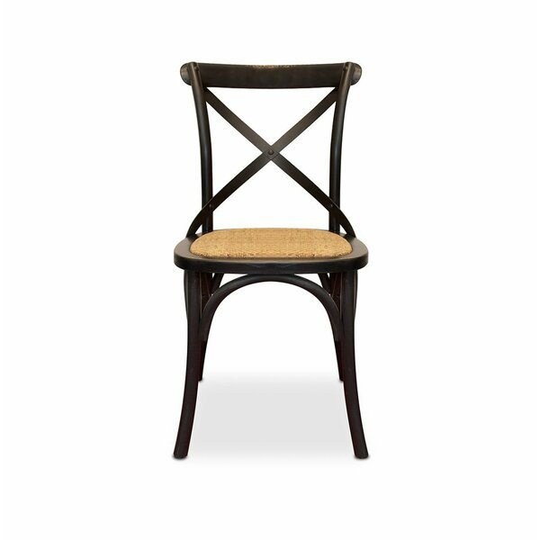 Ibrahim Solid Wood Dining Chair by Gracie Oaks Gracie Oaks