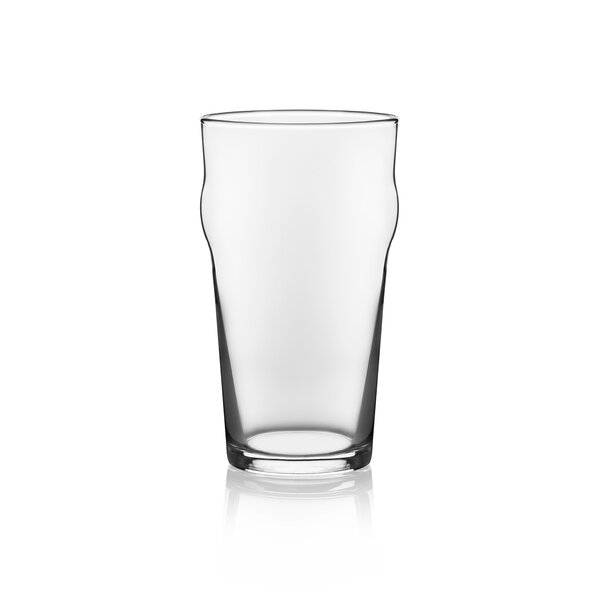 Craft Brews 20 oz. Glass Pint Glasses (Set of 4) by Libbey
