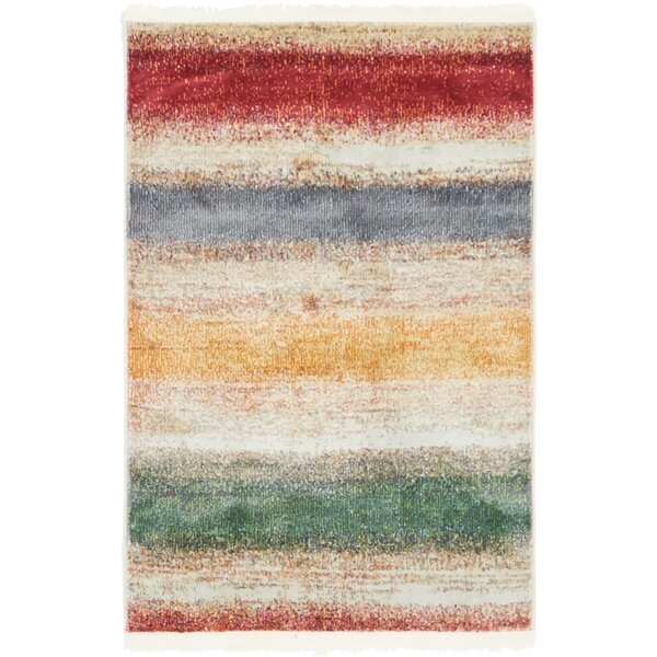 Eladia Gray Area Rug by Williston Forge