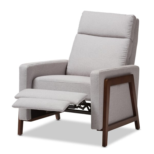 Chong Manual Recliner by George Oliver