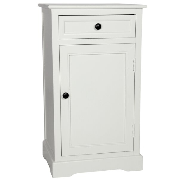 Destin Design 1 Drawer Nightstand by Darby Home Co
