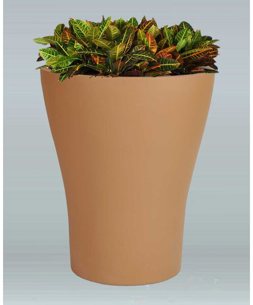 Tulip Plastic Pot Planter by Allied Molded Products