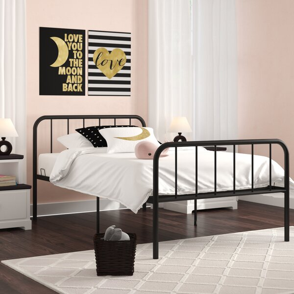 Magdalena Twin Platform Bed by Viv + Rae