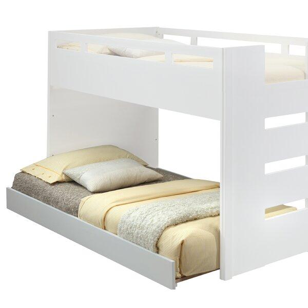 Efe Wooden Twin Platform Bed by Ebern Designs