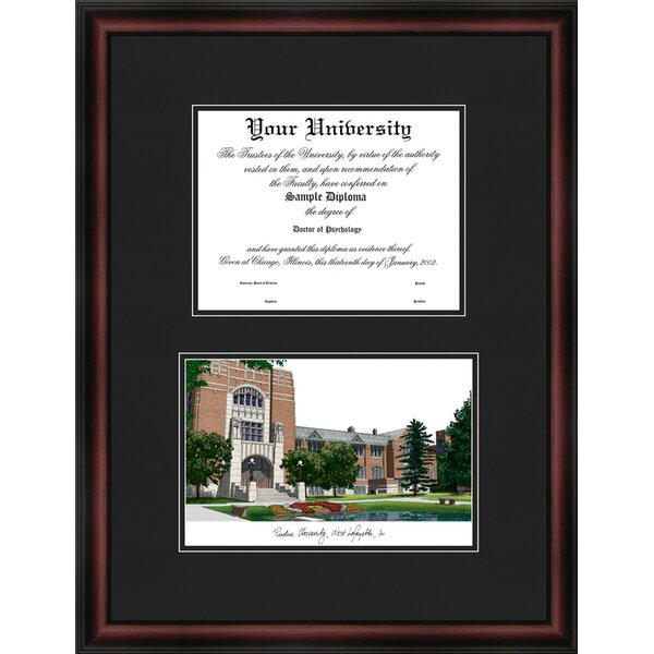 NCAA MIT Diploma Picture Frame by Campus Images