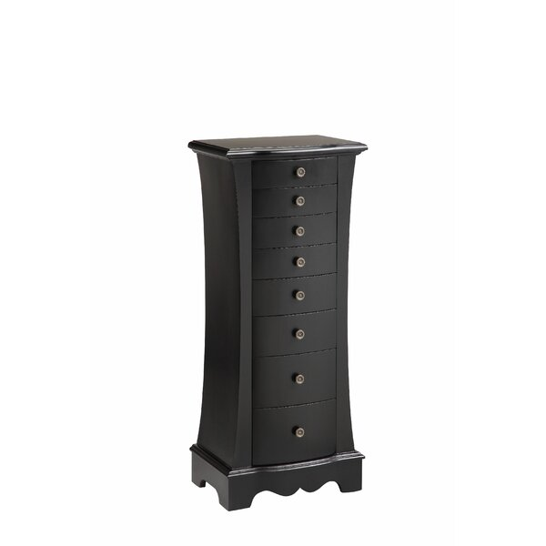 Rooney Jewelry Armoire by Stein World