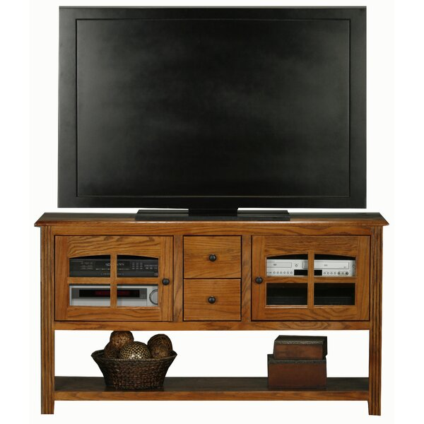 Glastonbury Solid Wood TV Stand for TVs up to 70