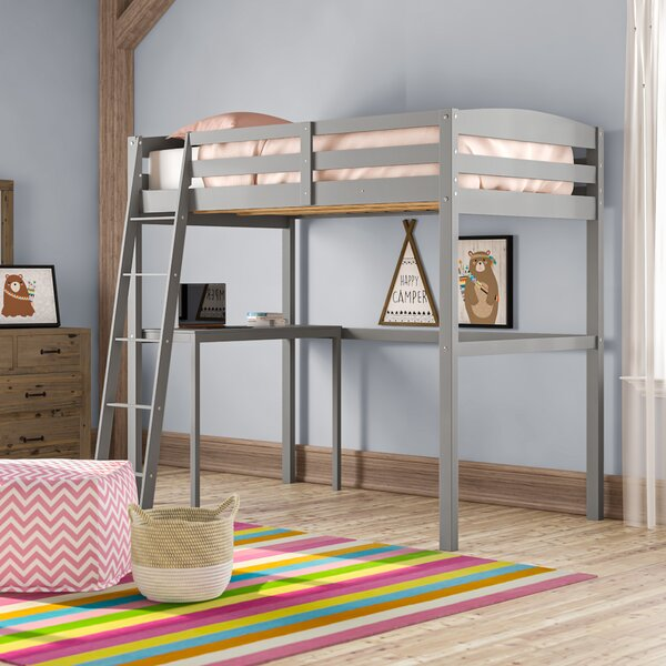 Mallika Loft Bed by Mack & Milo