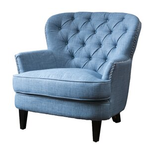 Parmelee Wingback Chair Lark Manor
