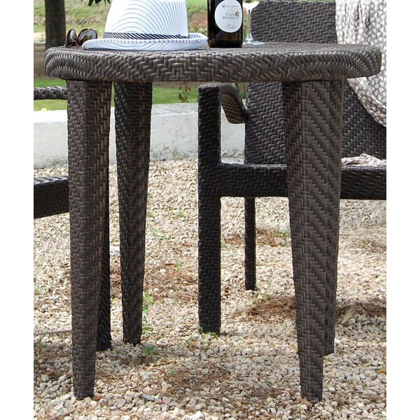 Ferrero Patio Round Dining Table by Andover Mills