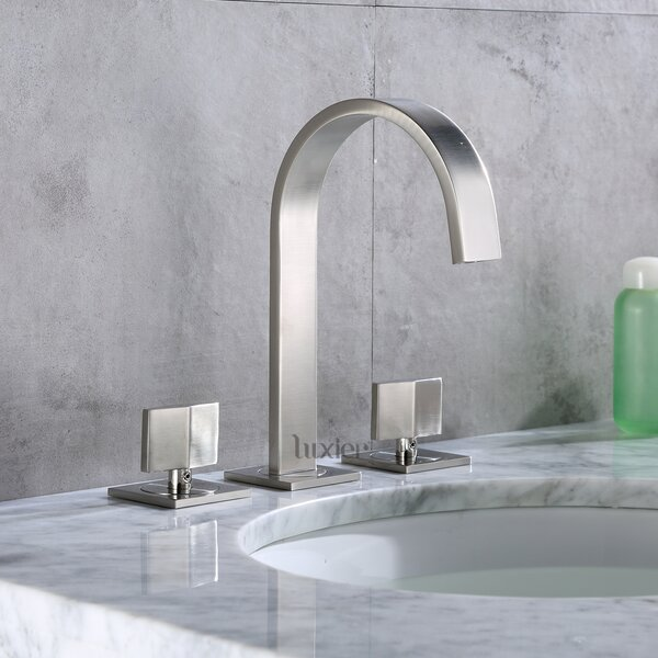 Widespread Bathroom Faucet by Luxier