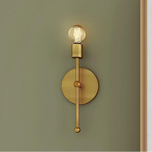 Bautista 1-Light Wallchiere by Willa Arlo Interiors