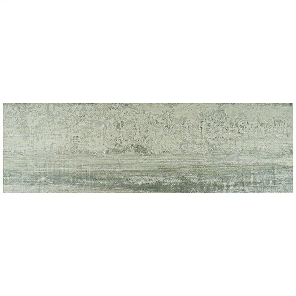 Origina 7.875 x 25.875 Porcelain Field Tile in Gray by EliteTile